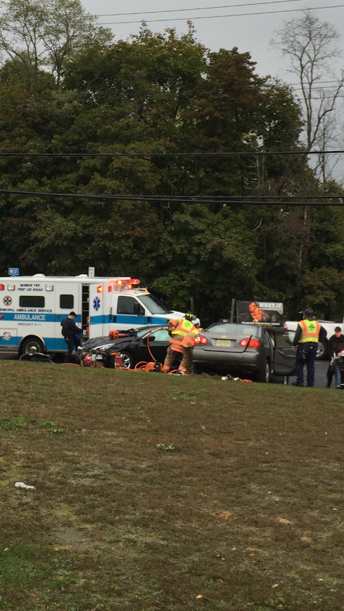 MVA with Extrication