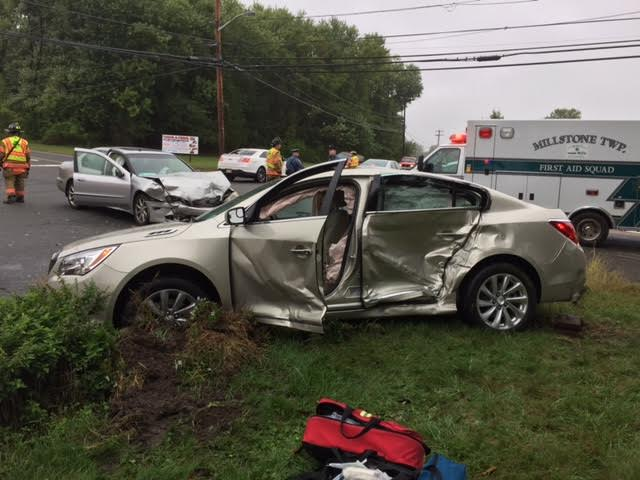 MVA with Multiple Injuries